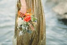 Gold Wedding / gold wedding