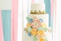 Pastel Wedding / pastel wedding inspiration and ideas