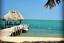 Belize / Belize possesses a wealth of cultural, ecological and marine treasures to explore. This tiny nation contains the second largest barrier reef in the world, beautiful and ecologically rich cayes and atolls, and an immense diversity of forests from pine forests to lowland rainforests. For more information, visit http://holbrooktravel.com/products/belize-travel
