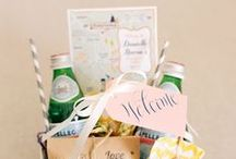 Bright Ideas / Creative ideas for your wedding  / by Sara | Burnett's Boards