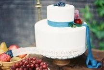 Cakes & Dessert Tables / Wedding cakes and dessert tables / by Sara | Burnett's Boards