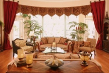 COZY LIVING ROOMS / by Judy Lehman