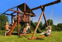 Kids - Outside Play / by Holly Brousseau