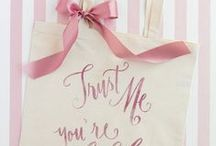 Bridesmaids Gifts / Bridesmaids gifts