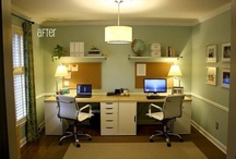 Home Office Ideas / by La Rue Louise