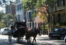 Charleston, SC / by Cathy Fortune Slenski