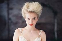 Bridal Style / Hairstyles: updos, loose waves, fishtail braids ballerina buns, and more - all perfect for your big day.