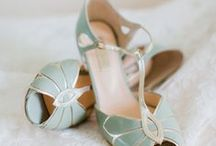 Mint Wedding / mint wedding colors / by Sara | Burnett's Boards