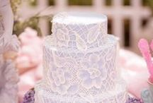 Lavender Wedding / lavender wedding inspiration and ideas