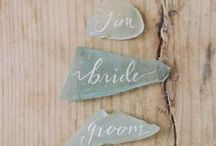 Escort & Place Cards / Wedding escort and place cards / by Sara | Burnett's Boards