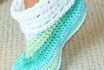 Crochet and knitting  / by Julie Hummel