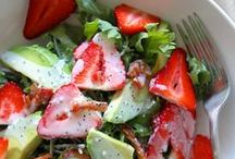 Salads / by Jenny Tschirhart