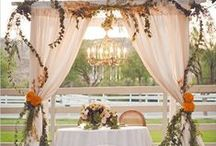 Wedding decor / Inspiration for wedding decor, colors and themes.
