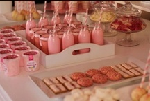 Pretty Pink Party Dessert Table - favorlane.com.au / Celebrate in Style with favorlane.com.au Fun, Funky & Stylish Online Party Boutique