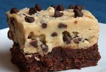 Treats to try: Brownies and bars / by Mandie Ferenchak-Martin