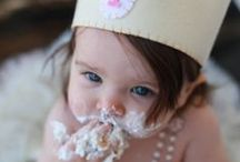 Kid's - Party Ideas / by Holly Brousseau