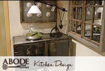 Kitchen Design / by Abode Fine Living