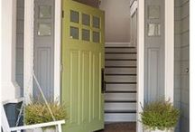507 Front Entrance / by Holly Brousseau
