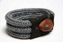 Crochet Jewelry / Crochet Bling
