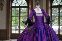 Colonial Fashion / Fashion from the Colonial period