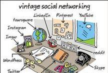 Social Media / Stuff to do with social media