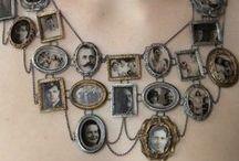 Family Jewels / Jewelry with a genealogy twist