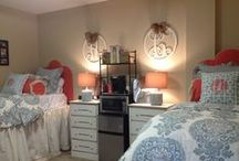 dorm ideas / by Kari Delligatti