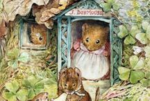 Beatrix Potter / Beatrix Potter! / by Pinned by Louisa