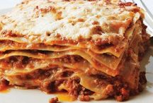 Carb-O-Rama / Pasta, bread, pizza, risotto, etc etc