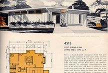 Vintage Houseplans / by Pete Grover