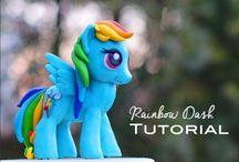 My Little Pony Birthday Party / #mylittlepony my little pony #birthday #6th birthday #partyideas #party #pony