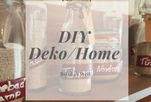 DIY Deko / Home / Erinnerungen - Basteln - Selbermachen - Deko - DIY - Interior - Ankleidezimmer selber bauen - Ideen