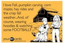 Fall Season Decor / by Shanna Castle