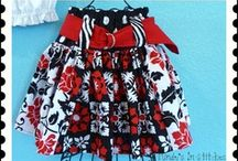 Clothes for girlies big and small / by Shanna Castle