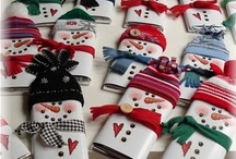 Snowflake Winter / All things wintery!  Snow, snowmen {& women}, Christmas and Fun Cold stuff!