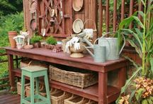 Green Thumb Gardening / For the perfect fairy garden. / by KingdomofAzuria