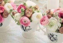 Fiori e addobbi matrimonio / Fiori, addobbi, decorazioni, allestimenti per il matrimonio e il ricevimento di nozze.