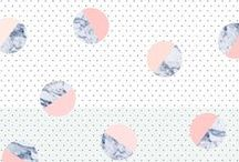 omstebeurt • PATTERN / Do We Have A Pattern Here? . . . The only regularity we love is the one on paper and fabrics!