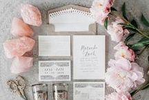 Matrimonio in rosa / Ispirazioni e spunti per un matrimonio basato sul rosa