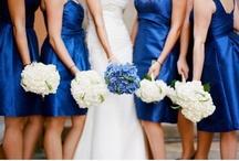 Matrimonio in blu / Ispirazioni e idee per un matrimonio in blu.