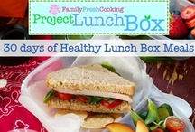 Project Lunch Box / by Nicole Livingston