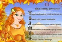 Zâna Toamna - file de poveste