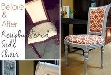 Furniture DIY / by Maureen