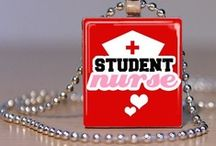 Surviving Nursing School / Surviving nursing school... One semester at a time.  / by Shanna Castle