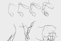 How to Draw / This is one of my boards for drawing tutorials. There are so many of them, I've decided to divide them into sections. DISCLAIMER: I do not own the tutorials, nor did I draw any of them. I'm a beginer and I gather materials for studing.