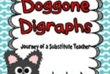 Read all about it!  Blends/Digraphs/R-controlled / by Amy Gonzalez