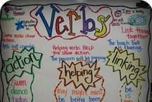 LA- Verbs / they are what you do! / by Amy Gonzalez