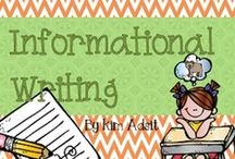 Write on!- Informative / informative writing