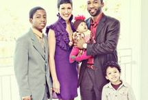 ♡ Interracial Families / According to the 2008 census, 15% of new marriages are interracial - lets celebrate that!
