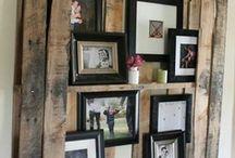 Recycled Wood DIY / by Somer Lynne Padilla